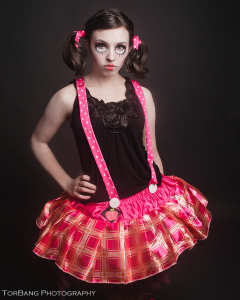 Rag Doll Shoot Model- Katherine Hampton MUA- Whittney Woodmansee Hair- Clif Simmons